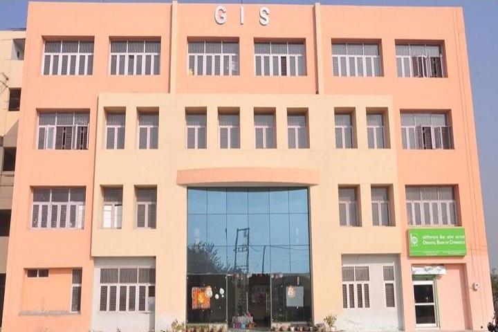 Ganga International School-Campus View