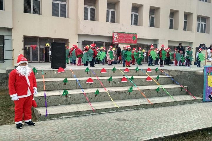 Ganga International School-Christmas Carnival