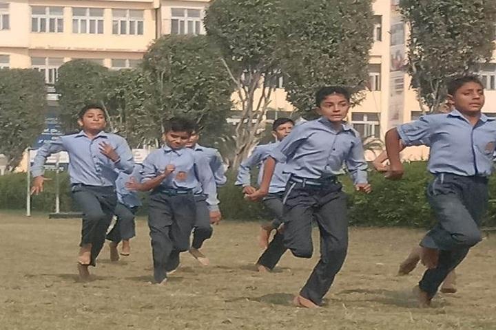 Ganga International School-Play Area