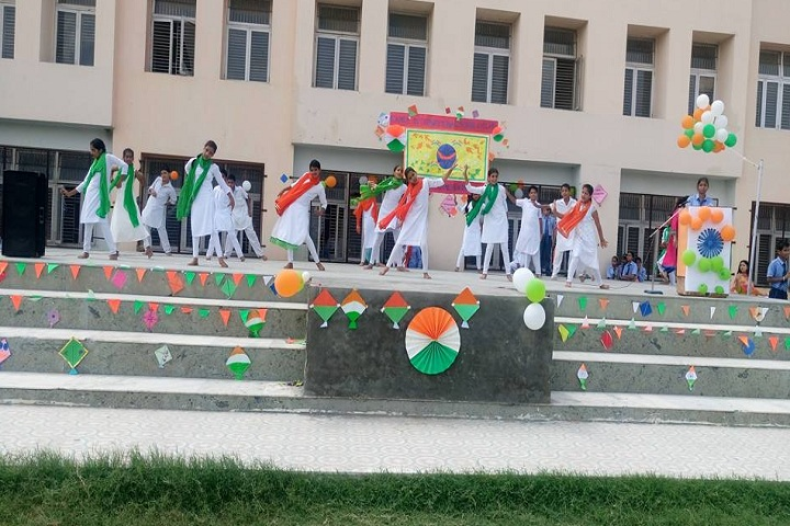 Ganga International School-Republic Day