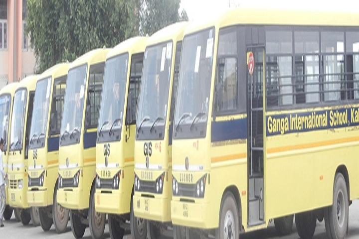 Ganga International School-Transportation
