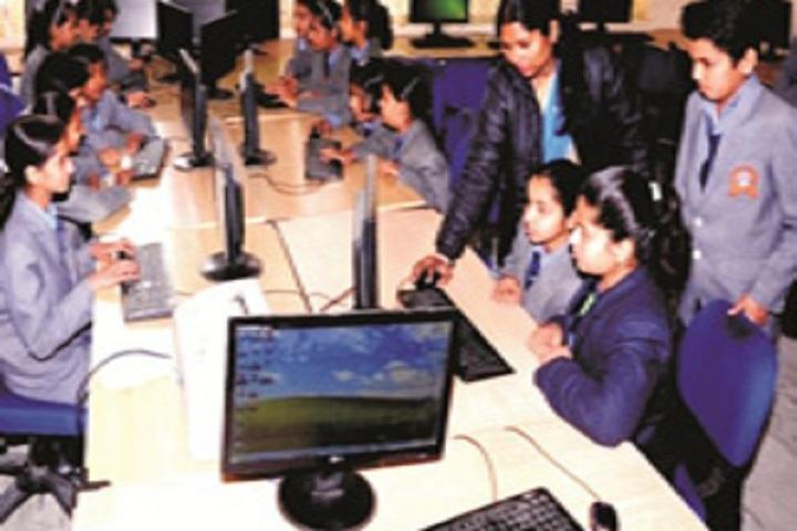 Ganga International School-IT Lab