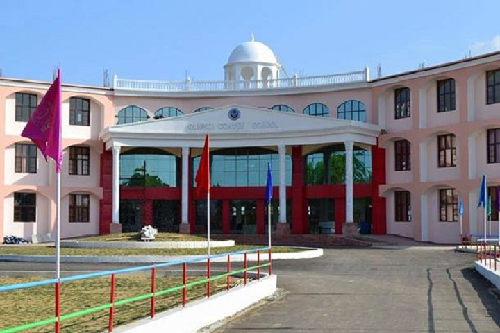 Ganpati Convent School-Campus-View full