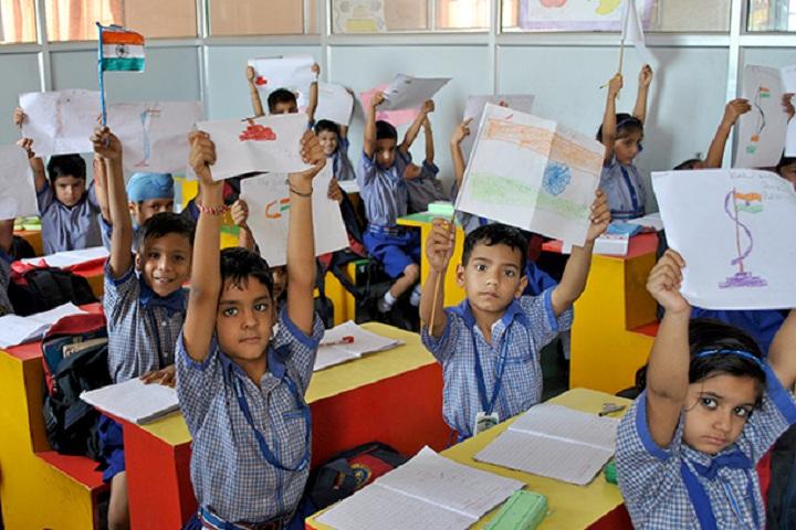 Ganpati Convent School-Classroom