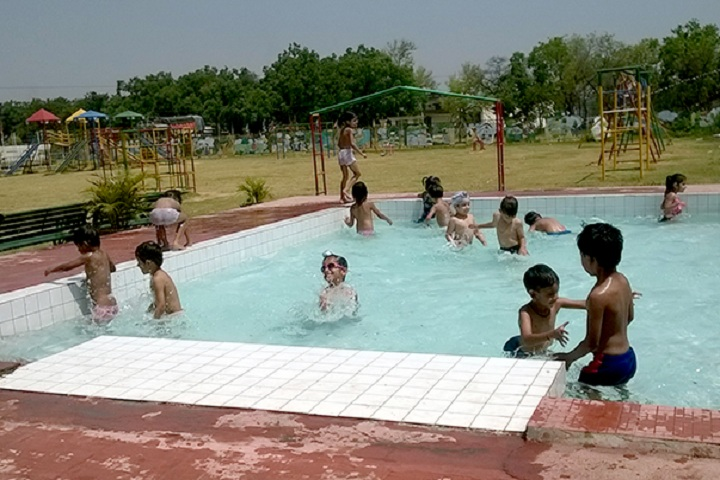 Ganpati Convent School-Swimming Pool
