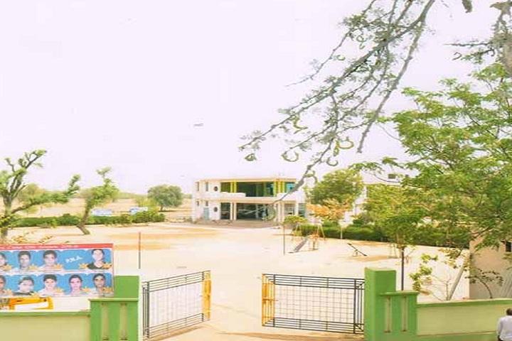 Ganpati Shiksha Niketan-Campus view