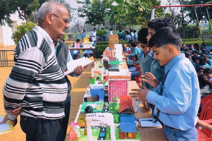 Ganpati Shiksha Niketan-Exhibition