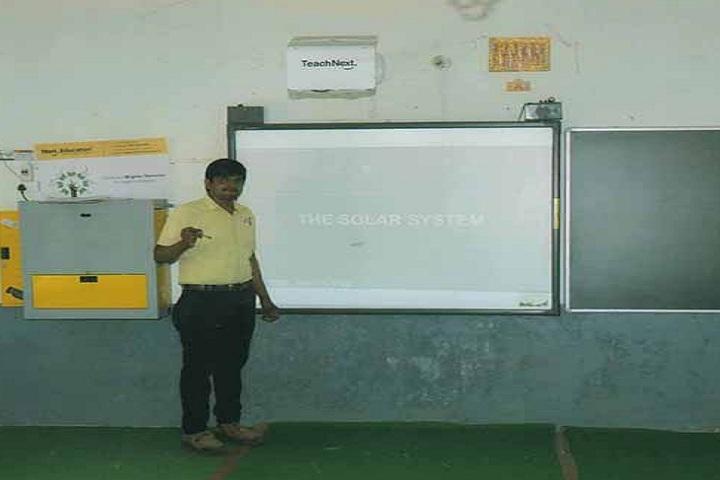 Ganpati Shiksha Niketan-Classroom smart