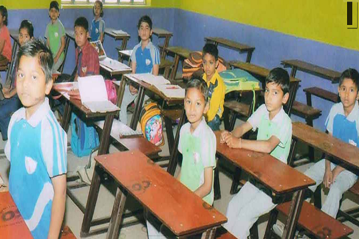 Ganpati Shiksha Niketan-Classroom