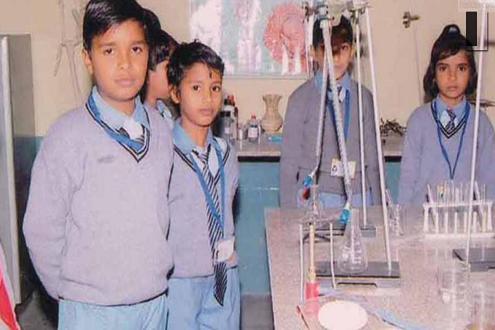 Ganpati Shiksha Niketan-Laboratory