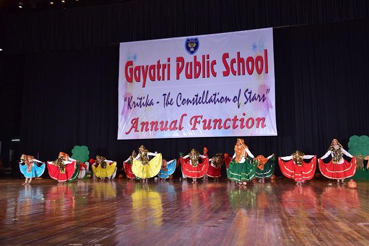Gayatri Public School-Annual Day Celebration