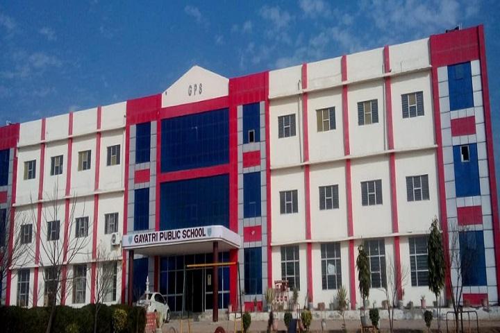 Gayatri Public School-Campus View
