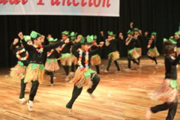 Gayatri Public School-Dance