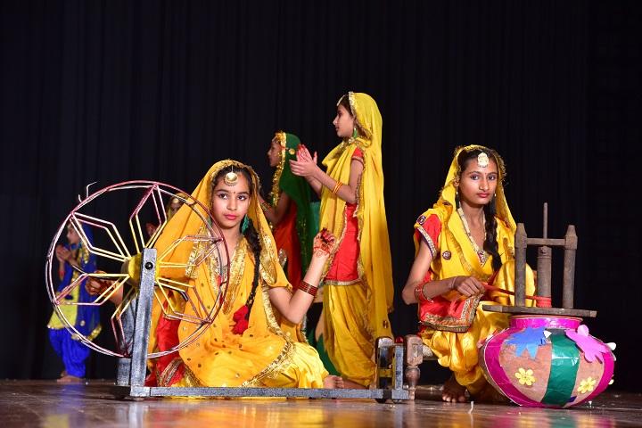 Gayatri Public School-Drama