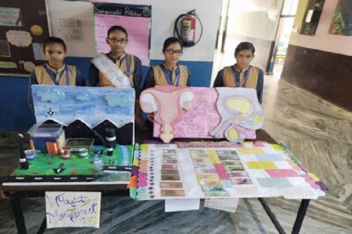 Gayatri Public School-Poster Presentations