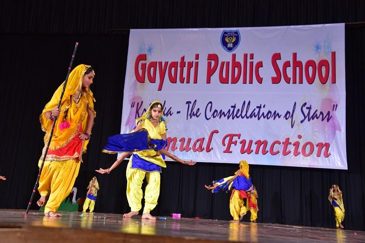Gayatri Public School-Skit