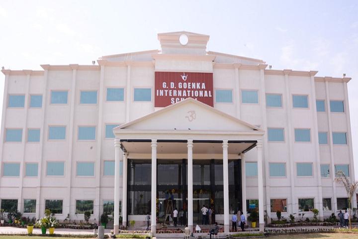 Gd Goenka International School-Campus-View