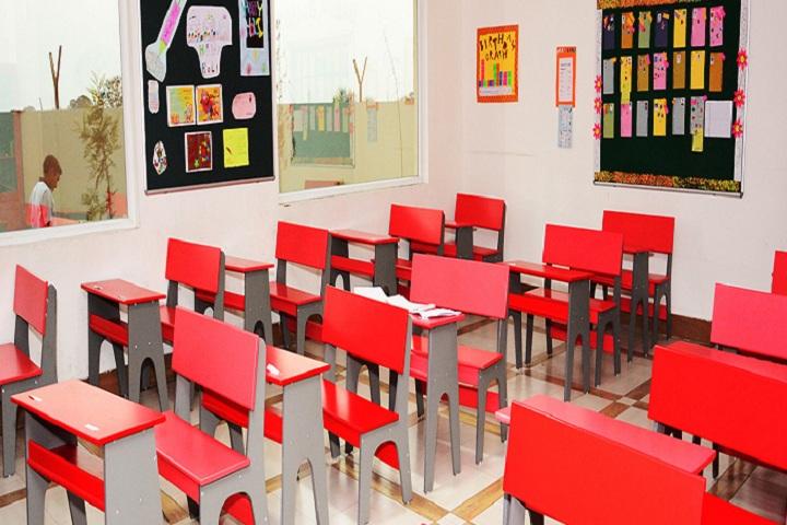 Gd Goenka International School-Classroom