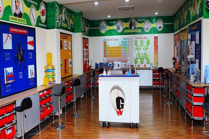 Gd Goenka International School-Laboratory