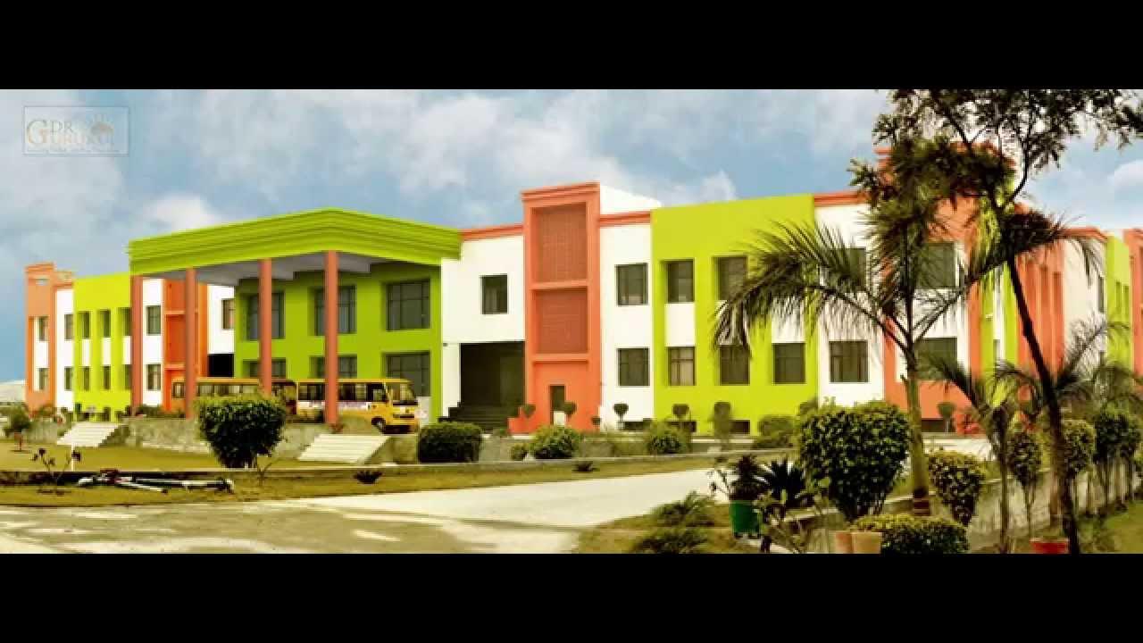 GDR The Gurukul Senior Secondary School-Campus-View full