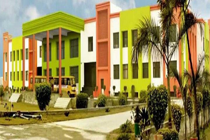 GDR The Gurukul Senior Secondary School-Campus-View