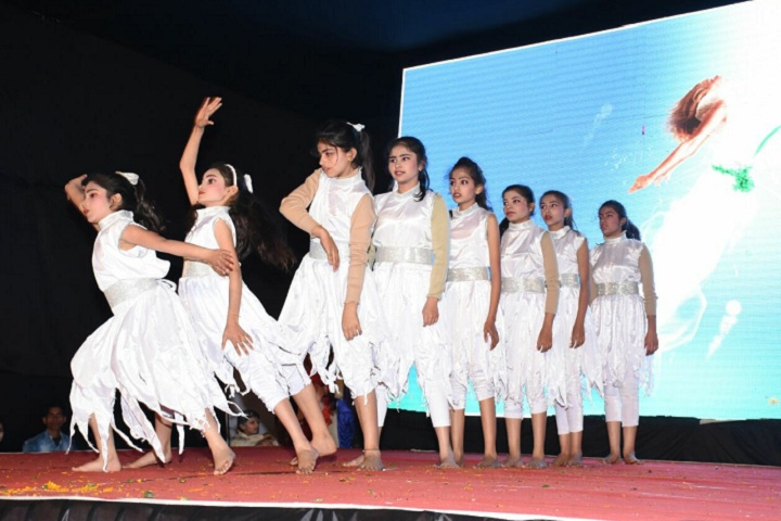 GDR The Gurukul Senior Secondary School-Events