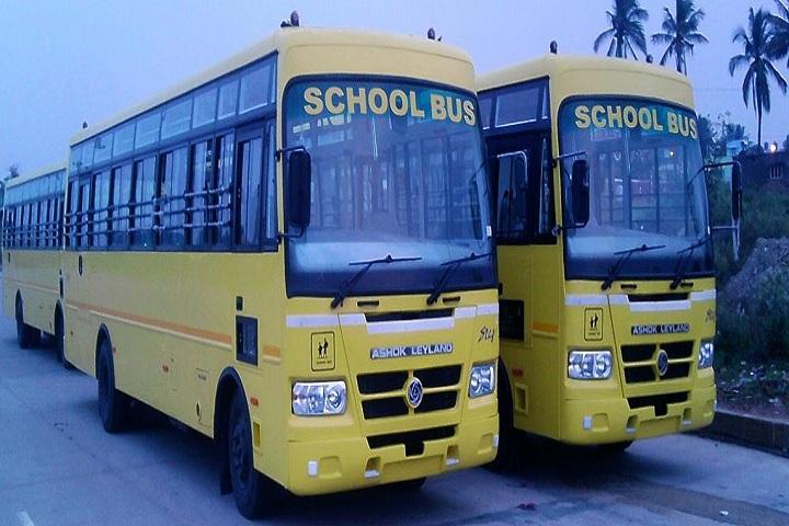 GDR The Gurukul Senior Secondary School-Transport