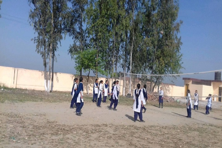 Geeta Senior Secondary School-Sports vollyball