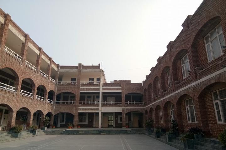 Geeta Vidya Mandir Public School-Campus-View Inside