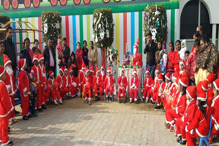 Geeta Vidya Mandir Public School-Celebration
