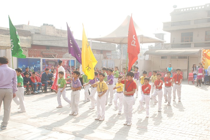 Geeta Vidya Mandir Public School-Sports Programme