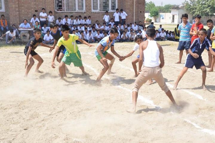 Geeta Vidya Mandir Public School-Sports