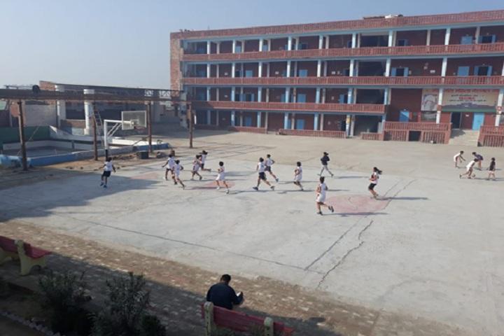 Geetanjali Senior Secondary School-Sports