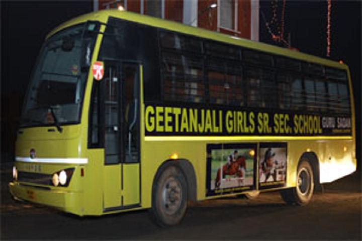 Geetanjali Senior Secondary School-Transport