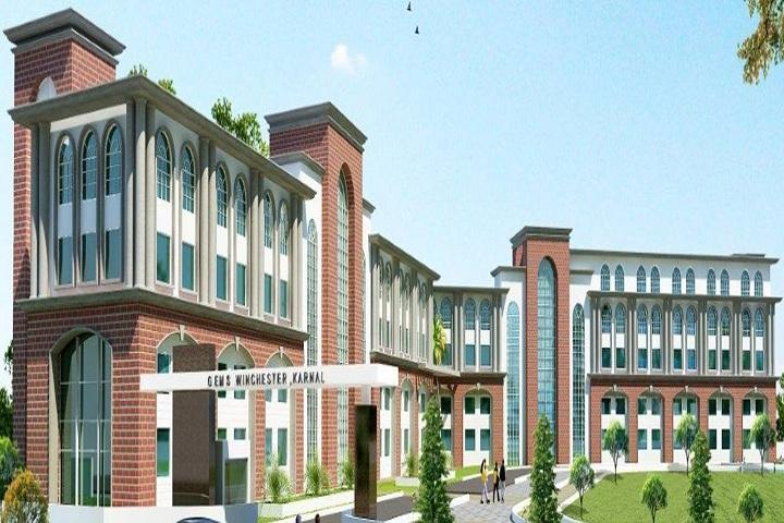 Gems International School-Campus-Campus View