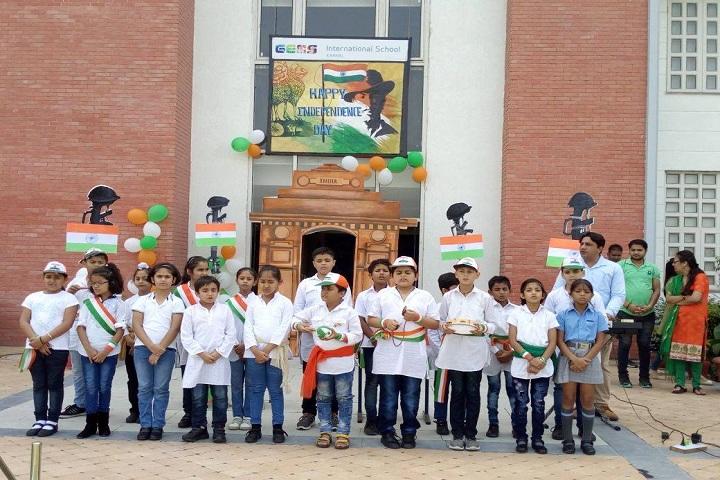 Gems International School-Events independance Day