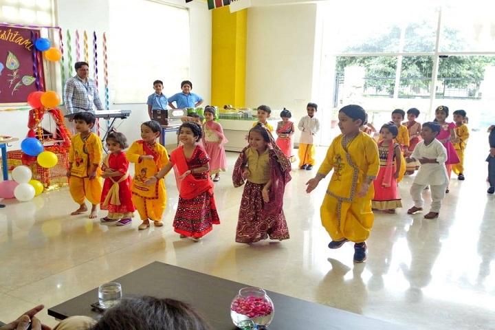 Gems International School-Cultural Event
