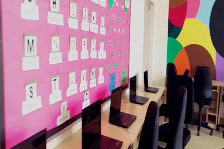 Gems International School-Computer Lab