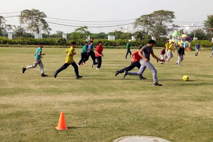 Gems International School-Play Ground