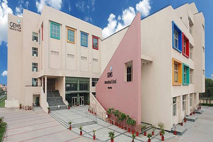 Gems International School-Campus View