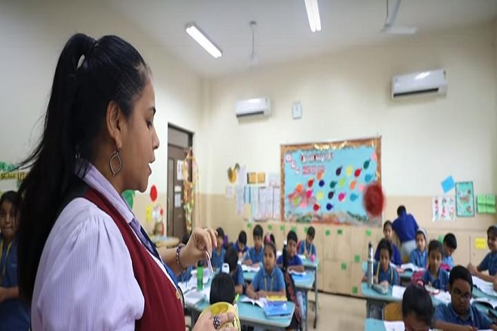 Gems International School-Classroom