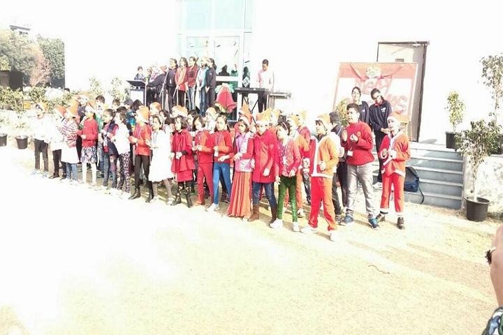 Gems International School-Christmas Celebrations
