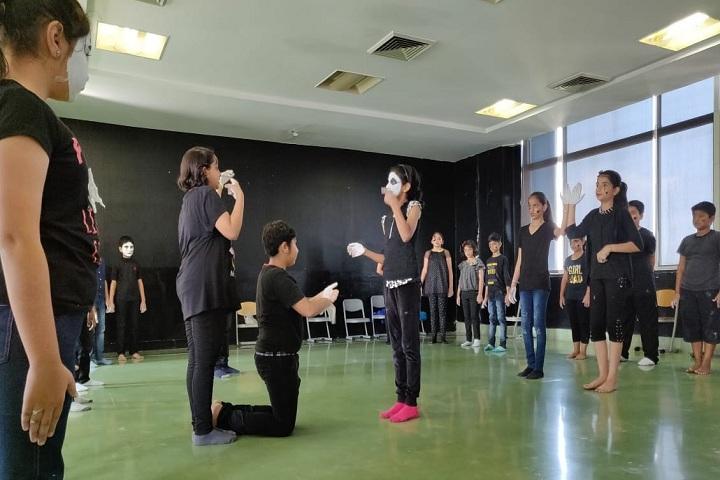 Gems International School-Drama