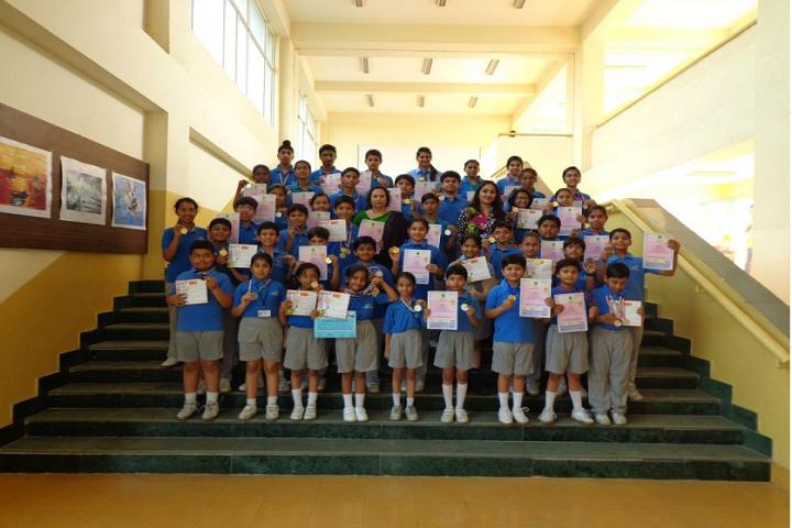 Gems International School-Prizes