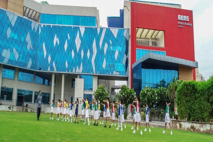 Gems Modern Academy-Campus View