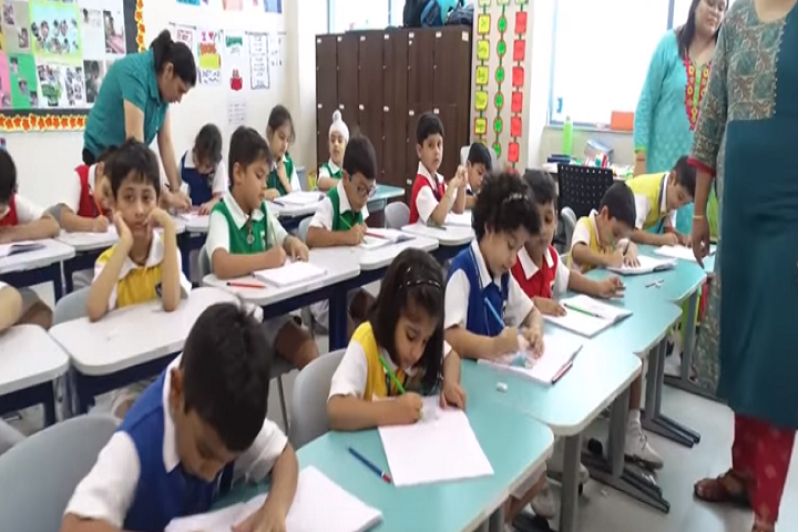 Gems Modern Academy-Classroom Activity