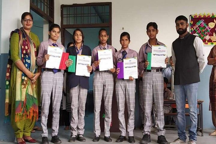 Genesis Public School-Others Prize