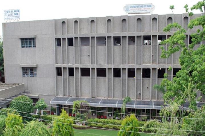 Gita Bal Niketan Senior Secondary School-Campus-View