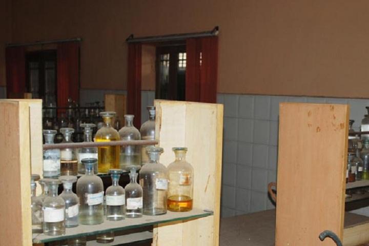 Gita Bal Niketan Senior Secondary School-Laboratory Chemistry