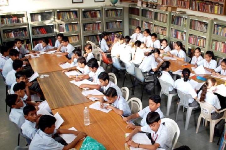 Gita Bal Niketan Senior Secondary School-Library With Reading Room